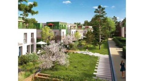Appartement neuf Jdjest Amiens éco-habitat à Amiens