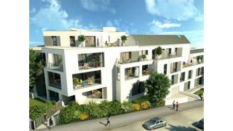 Appartement neuf La-101 Coueron éco-habitat à Couëron