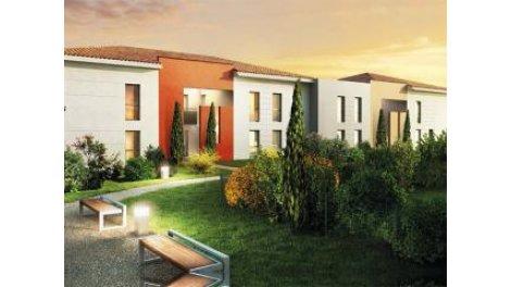 Appartement neuf Cj-12 Saint-Alban investissement loi Pinel à Saint-Alban