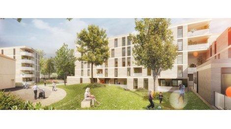 Appartement neuf Cite des Arts à Bordeaux