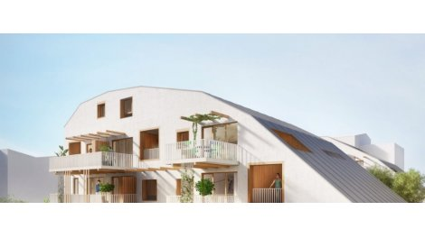 Appartement neuf Symbiose investissement loi Pinel à Bordeaux