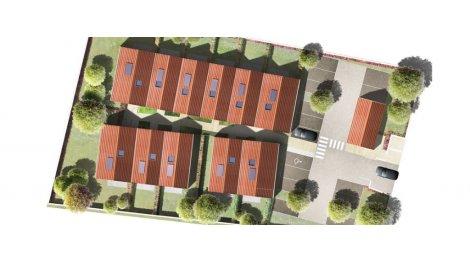 Appartement neuf Nimeria à Mérignac