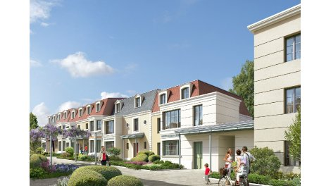 Maisons neuves Interlude investissement loi Pinel à Châtenay-Malabry