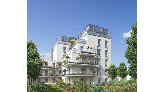 Appartements neufs Le Haut de Seine éco-habitat à Asnieres-sur-Seine