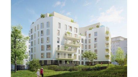Appartement neuf Alizée investissement loi Pinel à Cergy