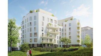 Appartements neufs Alizée investissement loi Pinel à Cergy