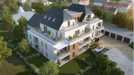 Appartements neufs Ker Avel investissement loi Pinel à Le Croisic