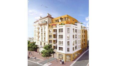 Appartement neuf La Villa à Vanves
