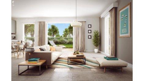 Appartement neuf Coeur de Vill' investissement loi Pinel à Villepinte
