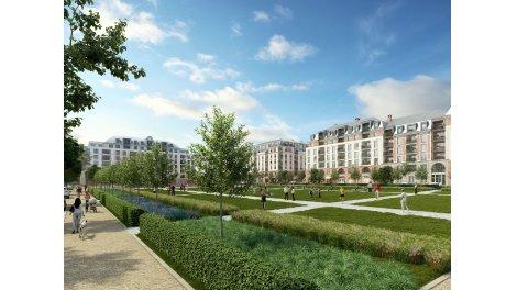 Appartement neuf Résidence Gauguin investissement loi Pinel à Pontoise