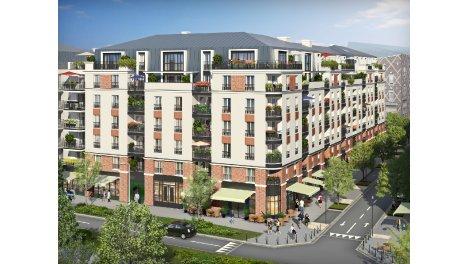 logement neuf à Pontoise