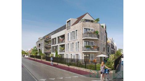 Appartement neuf Le Pavillon d'O investissement loi Pinel à Ormesson-sur-Marne