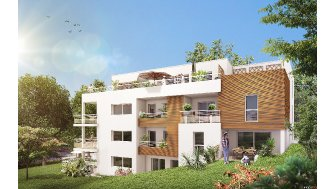Appartements neufs La Calypso à Saint-Marc-sur-Mer