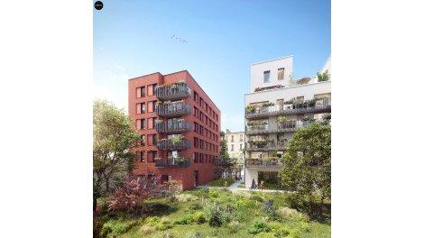Appartement neuf Villa Favory à Aubervilliers