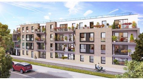 Appartement neuf Résidence du Parc investissement loi Pinel à Châtenay-Malabry