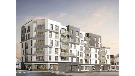 Appartement neuf Le Faubourg à Fontenay-sous-Bois