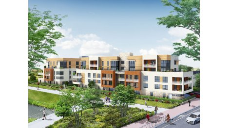 Appartement neuf Résidences Ariane et Cassiopée à Guyancourt