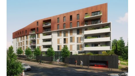 Appartement neuf Botanii investissement loi Pinel à Le Petit-Quevilly