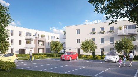 Appartement neuf Belamii investissement loi Pinel à Canteleu