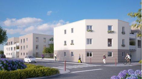 appartement neuf à Canteleu