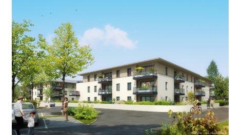 investissement immobilier à Epron