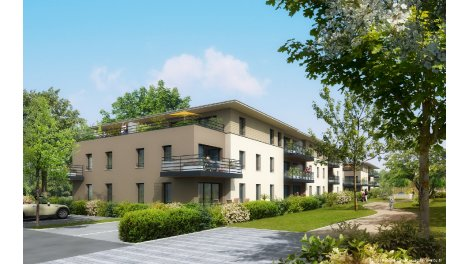 logement neuf à Epron