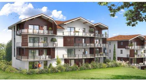 Appartement neuf Hestia à Allonzier-la-Caille