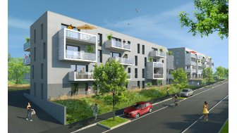 Appartements neufs Les Hauts de Bevoez éco-habitat à Guipavas