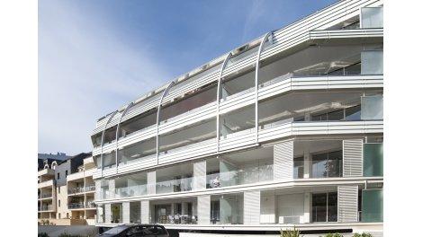 Appartement neuf Cara éco-habitat à Rennes