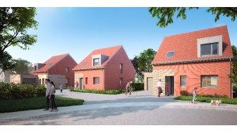 """Programme immobilier du mois """"Les Jardins du Bourg"""" - Vendeville"""