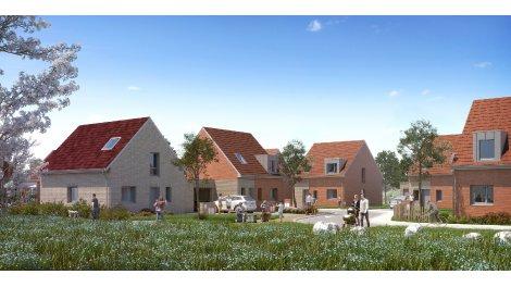 investir dans l'immobilier à Vendeville