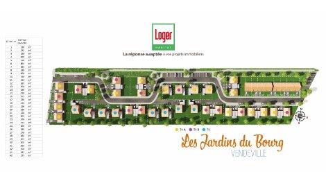 lois defiscalisation immobilière à Vendeville