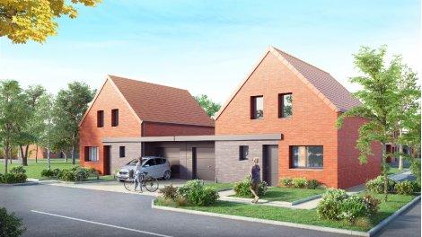 Maisons neuves Les Villas de la Plaine à Chéreng