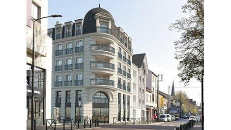 Appartement neuf Le Symphonie et le Bel Canto à Le Blanc Mesnil