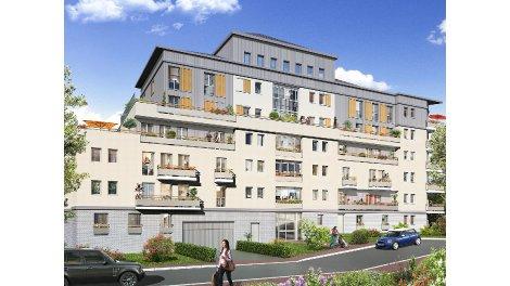 Appartement neuf Flora Verdé à Rosny-sous-Bois