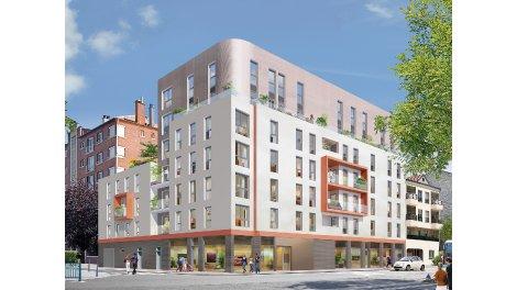 Appartement neuf Influence à Noisy-le-Sec