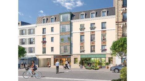 Appartements et maisons neuves Résidence Sinopia à Chatou
