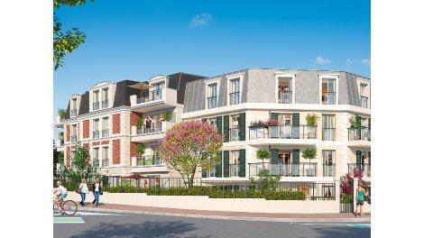 Appartement neuf Les Résidences du Golf investissement loi Pinel à Garches