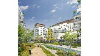 Appartements neufs Nature en Seine à Alfortville