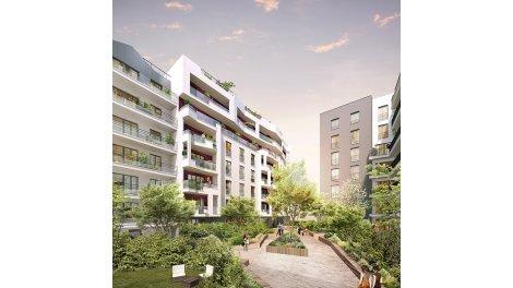 Appartement neuf Tempo investissement loi Pinel à Romainville