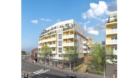 Appartement neuf Evidence éco-habitat à Noisy-le-Sec