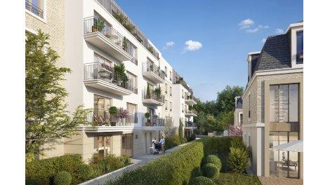 Appartement neuf Epicure investissement loi Pinel à Villejuif