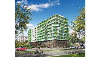Appartements neufs Prélude investissement loi Pinel à Vitry-sur-Seine