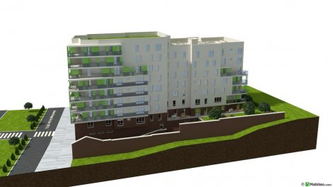 logement neuf à Vitry-sur-Seine
