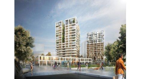 Appartement neuf Reference investissement loi Pinel à Paris 18ème