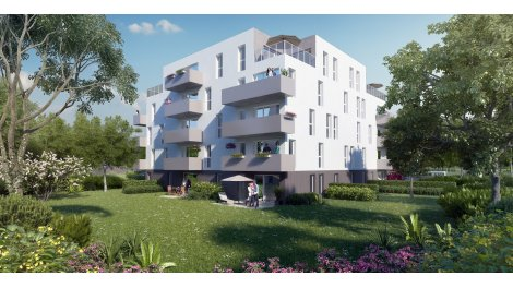 Appartement neuf Green Park - B3 à Amiens