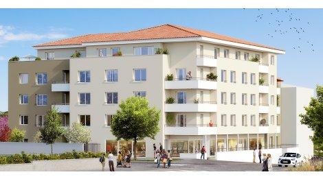 Appartement neuf Les Jardins de Cesaree - Bât c investissement loi Pinel à Écully