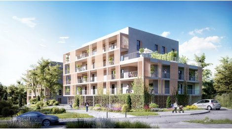 Appartement neuf Saint ex éco-habitat à Rezé