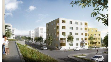 Appartement neuf Connect - Bat a éco-habitat à Vénissieux