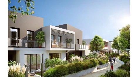 Appartement neuf Esprit Parc investissement loi Pinel à Marseille 10ème